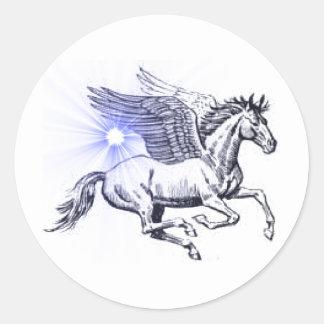 Pegasus Sticker