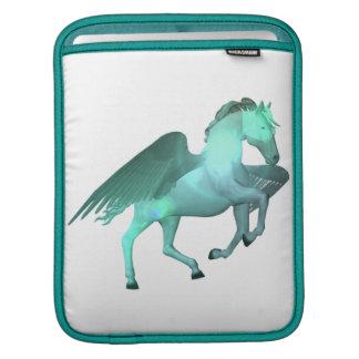 Pegasus Taking Flight iPad Sleeve