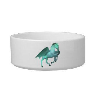 Pegasus Taking Flight Pet Bowl Cat Bowl