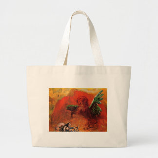 """Pegasus & the Hydra"" by Odilon Redon Bags"