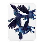 Pegasus Trio Flexible Magnet Vinyl Magnet