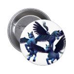 Pegasus Trio Pin