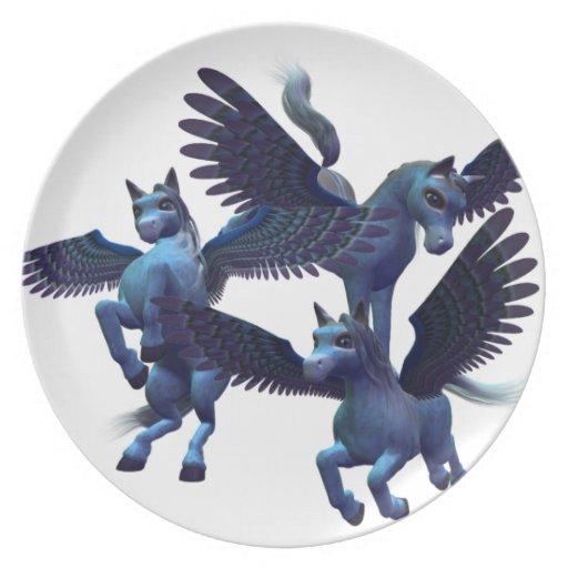 Pegasus Trio Plate