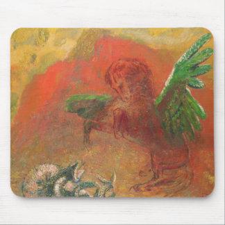 Pegasus Triumphant Mouse Pad