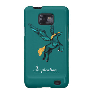 Pegasus (Turquoise) Galaxy SII Cover