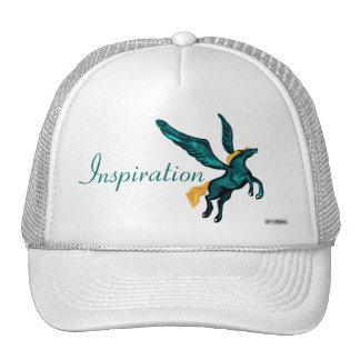 Pegasus (Turquoise) Hat