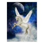 Pegasus Universe Postcard