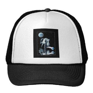 PEGASUS & WHITE RAVEN Collection Trucker Hat