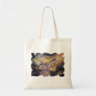 Pegasus With Nebula Tote Bag