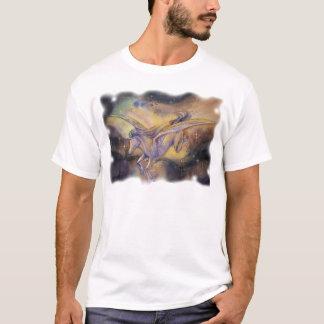 Pegasus With Nebula T-Shirt