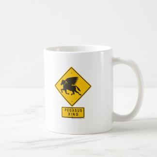 Pegasus XING Coffee Mug