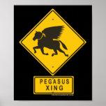 Pegasus XING Posters