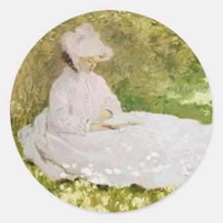 Pegatina 1872 de la primavera
