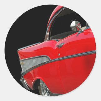 Pegatina 1957 de Chevy