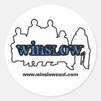 Pegatina 1 de Winslow