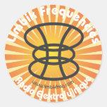 Pegatina 1 del logotipo