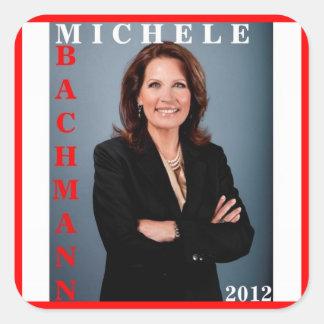 Pegatina 2012 de Micaela Bachmann