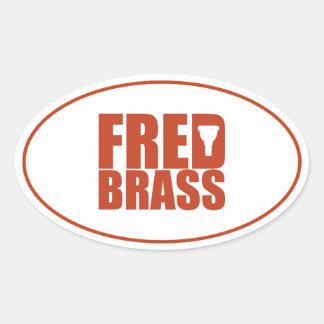 Pegatina 2 de FredBrass