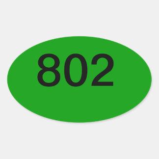 pegatina 802
