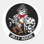 Pegatina alegre de VF-103 Rogers