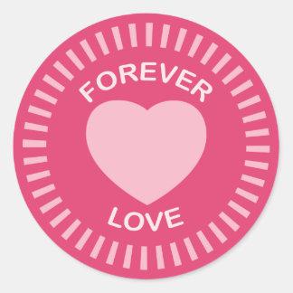 PEGATINA - ame para siempre