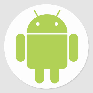 Pegatina androide