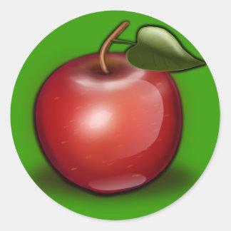 Pegatina - Apple