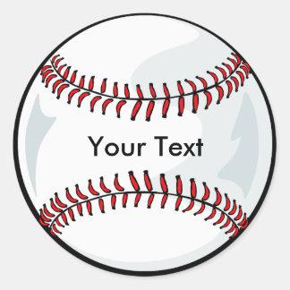 Pegatina - béisbol