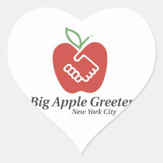 Pegatina Big Apple Greeter, Inc.