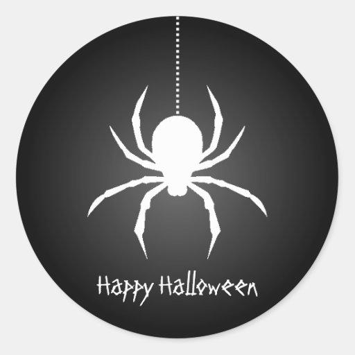 Pegatina colgante de la araña