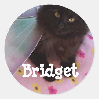 pegatina conocido de hadas Bridget del ala azul