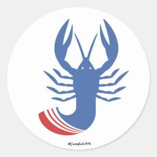 Pegatina #Crawfish2016