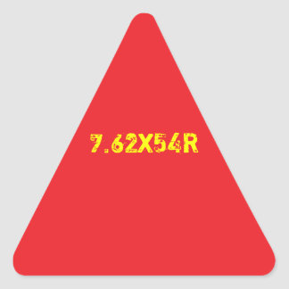 pegatina de 7.62x54R Mosin