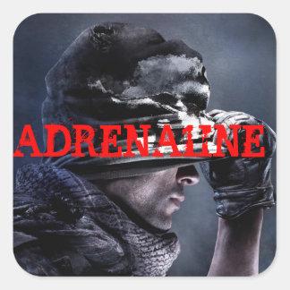 Pegatina de Adrena1ine