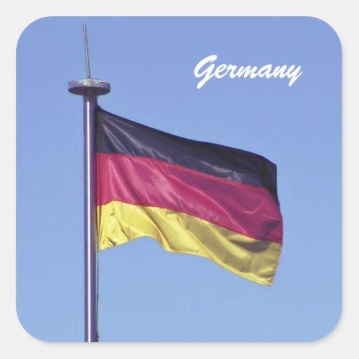 Pegatina de Alemania