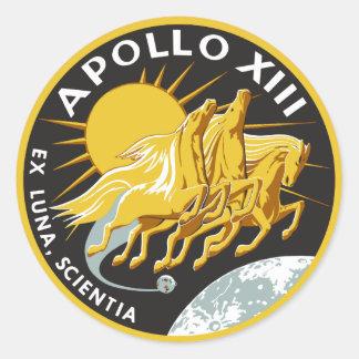 Pegatina de Apolo 13