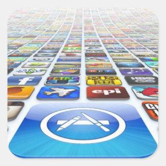 Pegatina de Appstore Apps