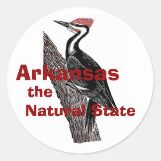 Pegatina de Arkansas
