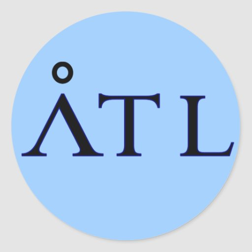 Pegatina de ATL la Atlántida