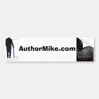 Pegatina de AuthorMike Pegatina Para Auto