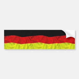 Pegatina de automóvil Alemania Pegatina De Parachoque