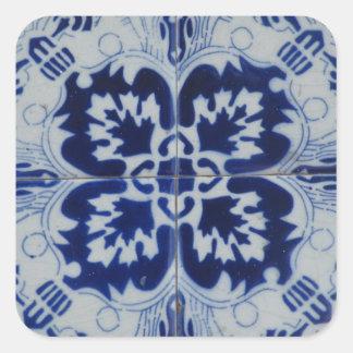 Pegatina de Azulejo