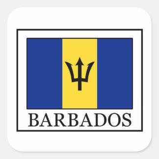 Pegatina de Barbados