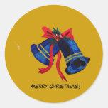 Pegatina de Belces de navidad