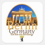 Pegatina de BERLÍN
