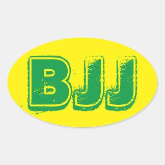 Pegatina de BJJ