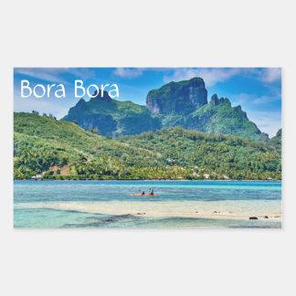 Pegatina de Bora Bora