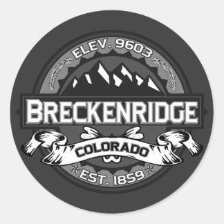 Pegatina de Breckenridge