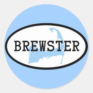 Pegatina de Brewster