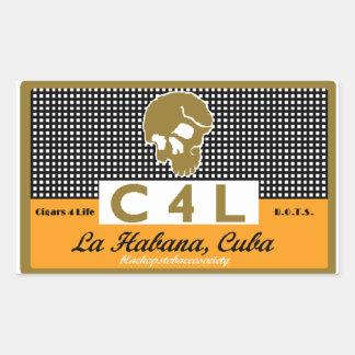 Pegatina de C4L